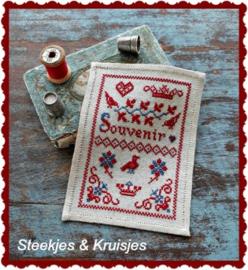 """S&K merklapje """"Souvenir"""""""