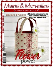 "Main & Merveilles no. 131  ""Flower Power"""