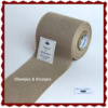100 cm stitching band natural,  wide 80 mm