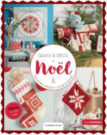 Quilts & Déco de Noël van Kristel Salgarollo
