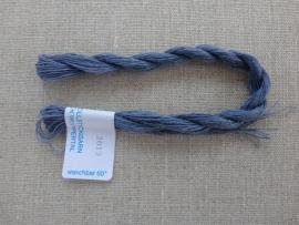 Vaupel & Heilenbeck borduurgaren nr. 2012 antiek grijsblauw
