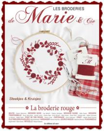 """Les Broderies de Marie """"La Broderie Rouge"""""""