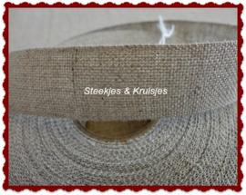 100 cm stitching band, wide 25 mm