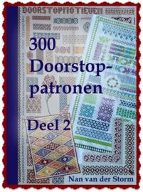 Doorstop patronen deel 2