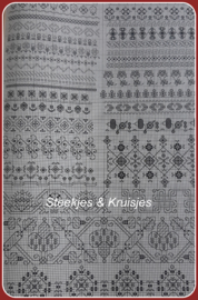 Ultimate Sampler Motifs Source Book Brenda Keyes