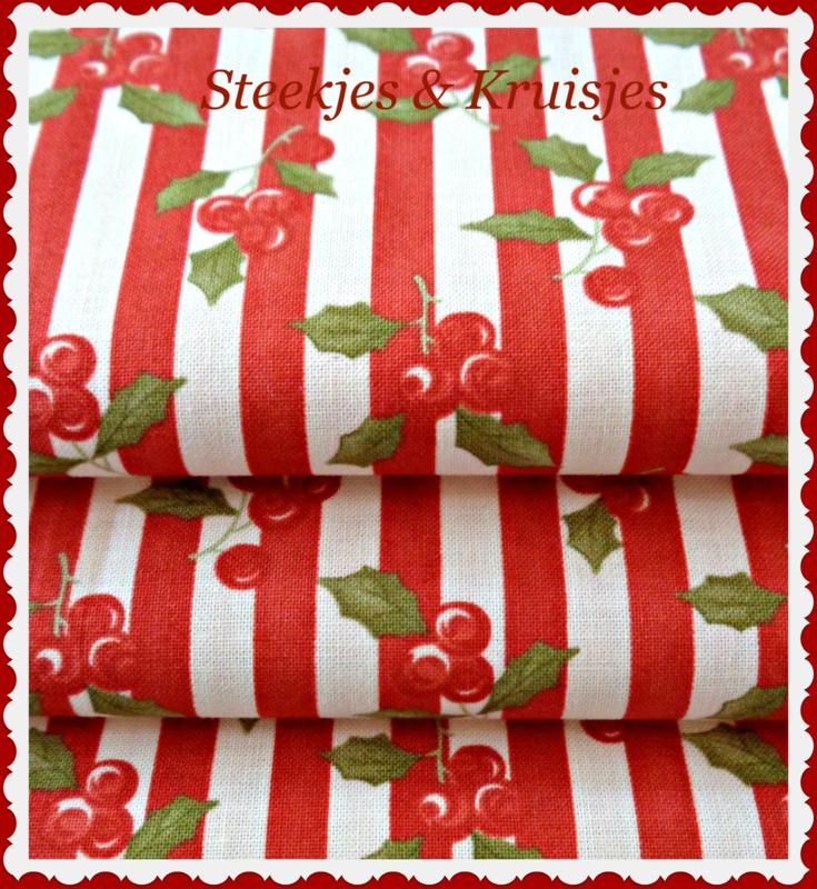 Kerst Serie Rood & Groen 4