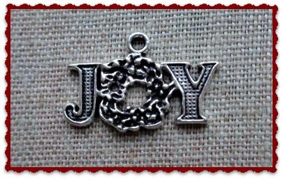 Bedel Joy met krans