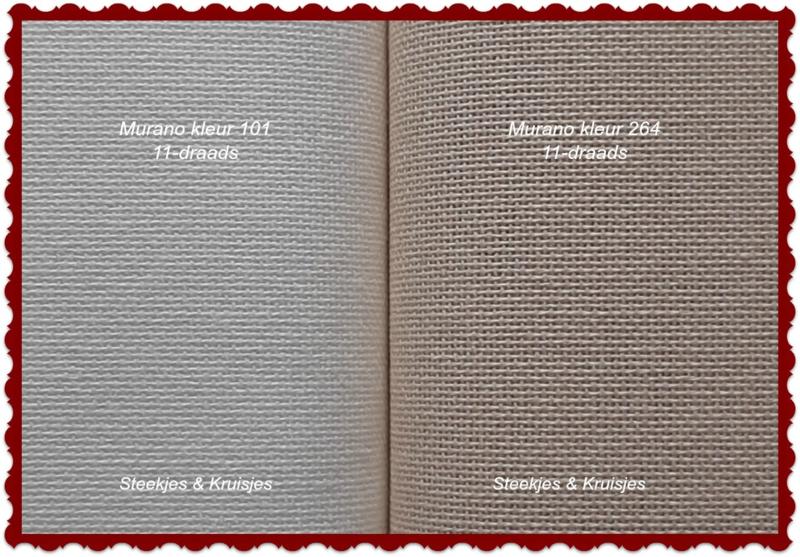 Murano  12.6-draads  50 x 70 cm
