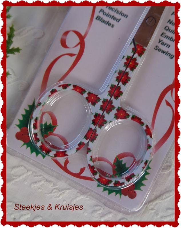 """Schaartje """"Christmas"""" nr. 2"""