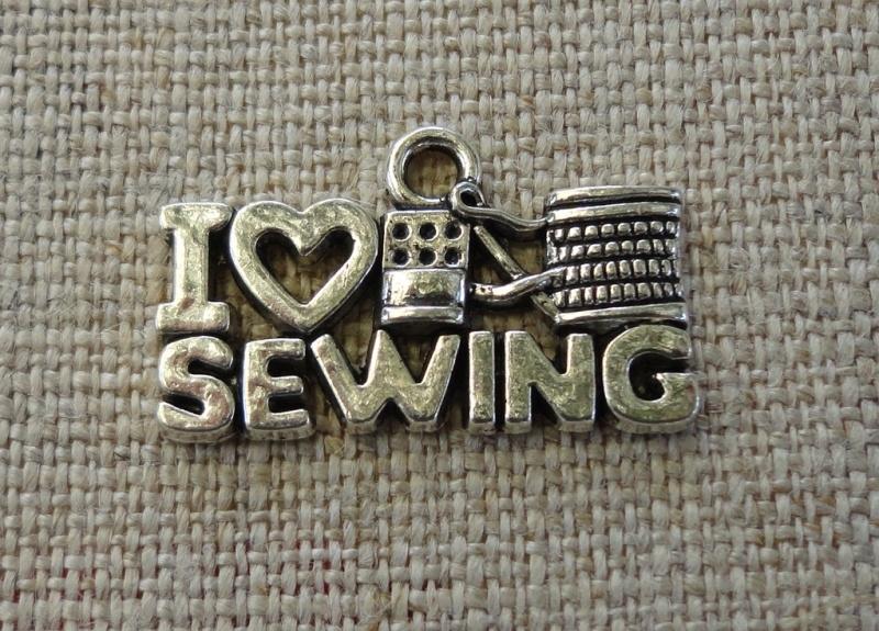 "Bedel ""I love Sewing"""