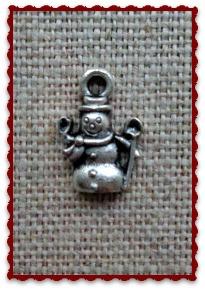 Bedel mini sneeuwpop
