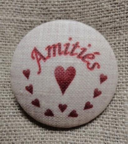 Stofknoop Amitiés