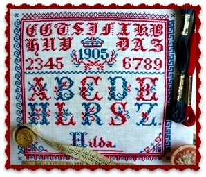 Hilda 1905