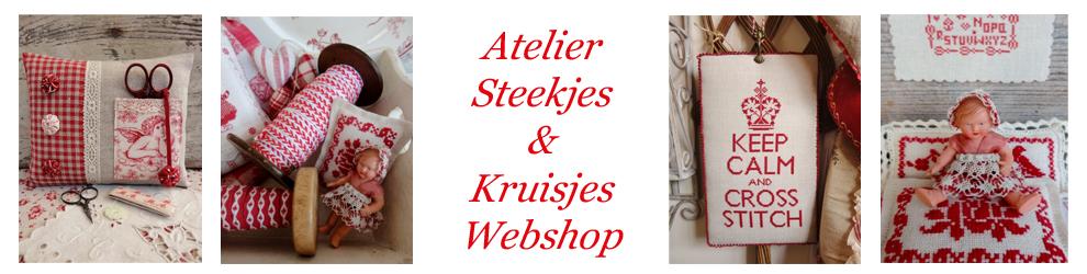 Atelier Steekjes & Kruisjes