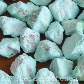 Turquoise Waterstenen 50/100/200 gram voor watervitalisatie