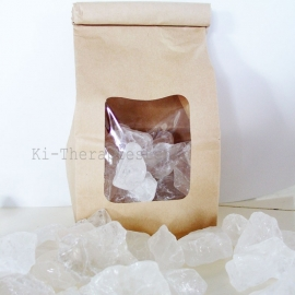 Bergkristal helder ruw, 3,5-4 cm