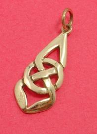 Keltische Hanger Zilver 925