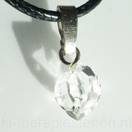 Herkimer Diamant New York  hanger (klein) p.st
