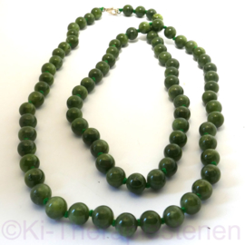 Nefriet (Jade) A kwaliteit ø 8mm - 80 cm