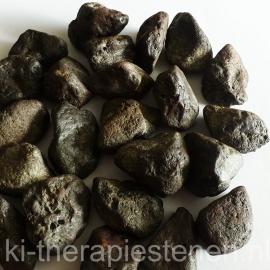 Magnetiet  trommelsteen natuur (XL) per st.
