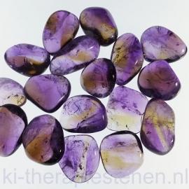 Ametrien A - kwaliteit trommelsteen (L) per st.*
