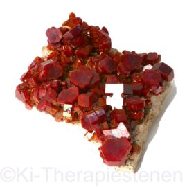 Vanadiniet kristal cluster A kwaliteit 1x uniek ex.
