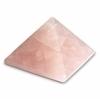 Rozenkwarts, piramide 3 cm, in Luxe geschenkverpakking