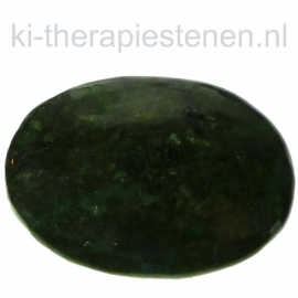 Nefriet (Jade) massagesteen 5x7 cm