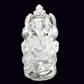 Bergkristal Ganesha 1 A kwaliteit