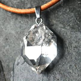 Herkimer Diamant  'New York' AA kwaliteit  (Groot)  per st.