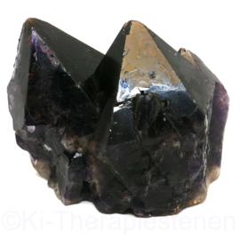 Amethist Maraba Twin Kristal Cluster A-Q. Maraba Brazilië