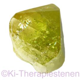 Brazillianiet kristal A kwaliteit 1x uniek ex. 5,4 gr.
