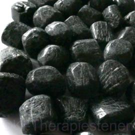 Toermalijn zwart (schorl)TS kristallen (L ca  ø 2,5 cm) per st.*