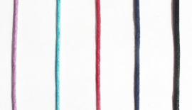 Topaas blauw edelsteen hanger