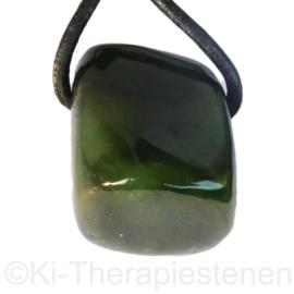 Nefriet (Jade)  hanger 1x uniek ex.