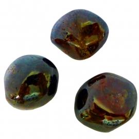 Granaat trommelsteen (L-ø 2,5 - 3cm) per st.*