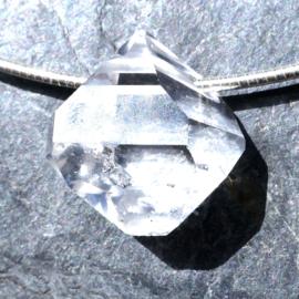 Herkimer Diamant  'New York' AAA kwaliteit  (Groot)   1x Uniek ex.