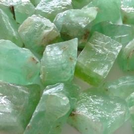 Calciet Groen  ruw 5-6 cm