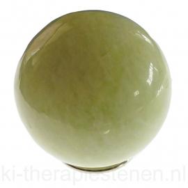 Jade Bol   4 cm in luxe geschenkverpakking