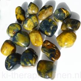 Nellite met Pietersiet A kwaliteit (L) trommelsteen per st.*