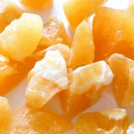 Calciet Oranje  ruw 3-4 cm