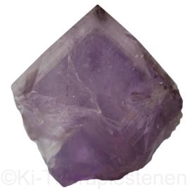 Fantoom -  kristal Amethist  A-kwaliteit  184gr. 1x uniek ex.