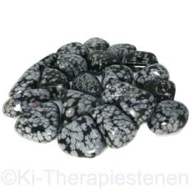 Obsidiaan, Sneeuwvlok TS (L)  per st.*