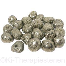 Pyriet Cluster trommelstenen (L) p. st.*