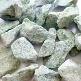 Nefriet Jade Waterstenen 100/200 gram voor watervitalisatie