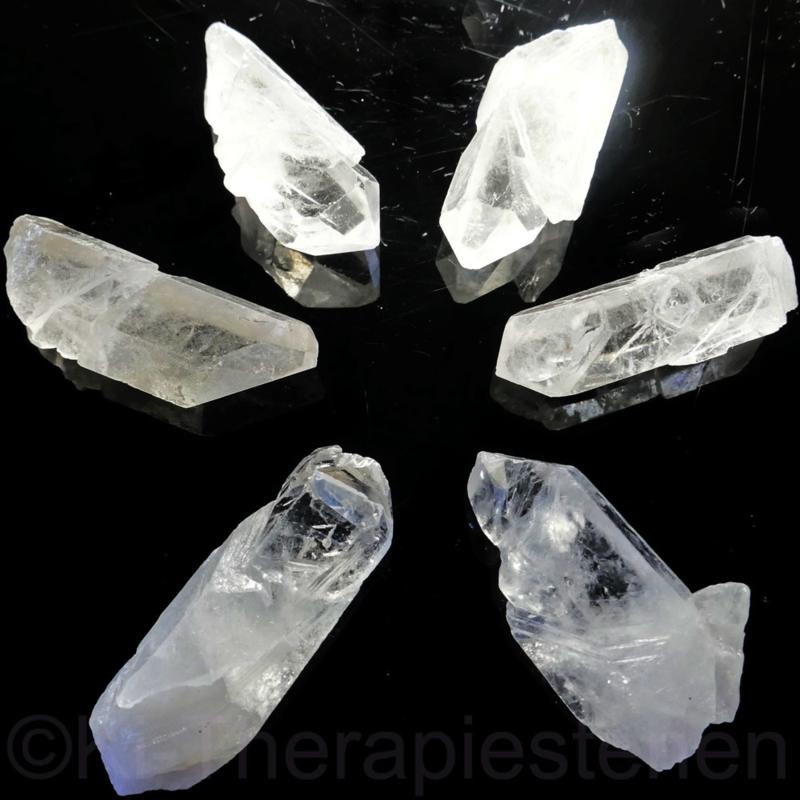 Shift kristallen uit Brazilië Grootverpakking 0,25 kg/0,5 kg.