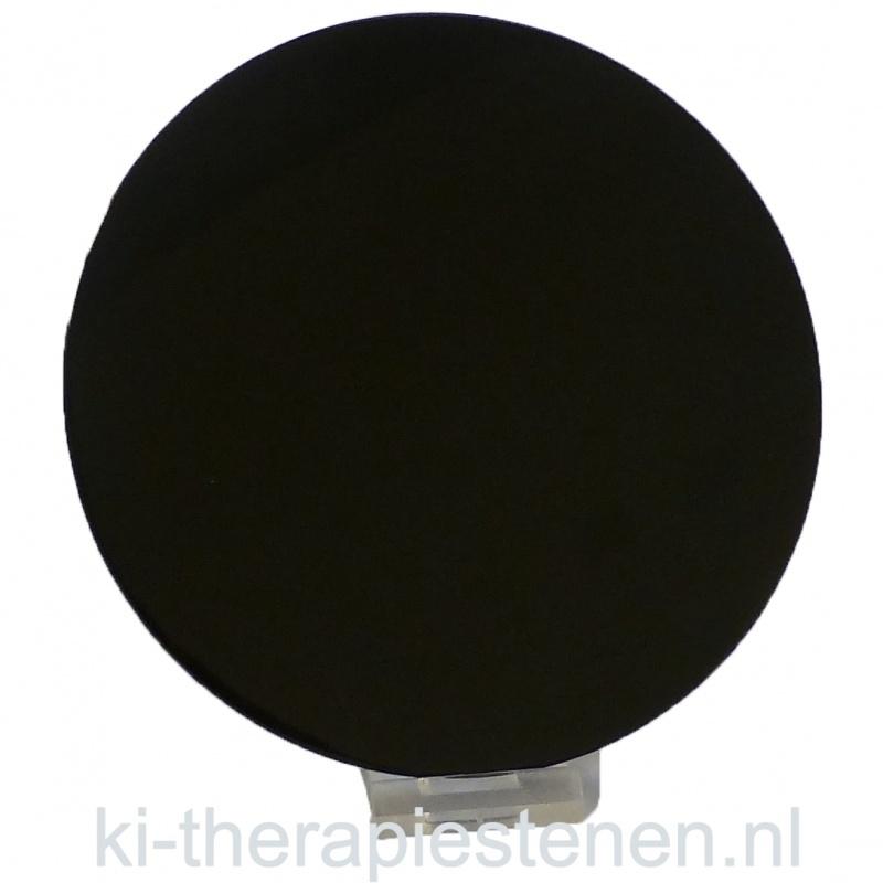 Obsidiaan Spiegel  ø 15 cm