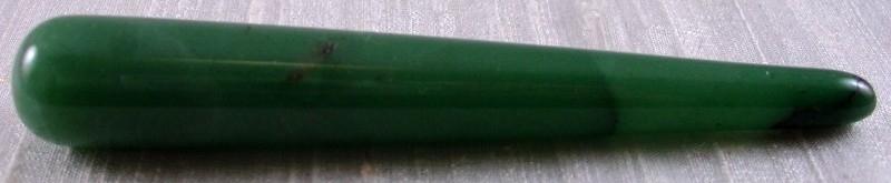 Aventurijnkwarts (groen) edelsteen griffel M