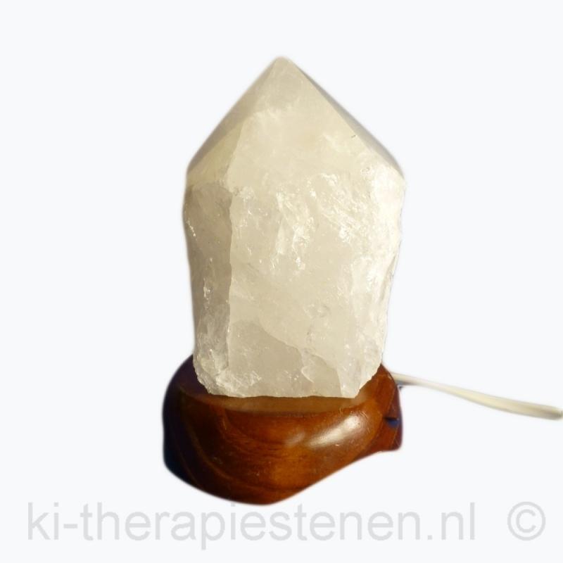 Bergkristalpunt Lamp