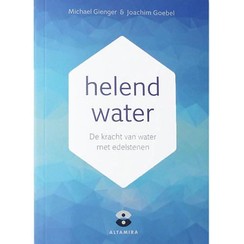 hoe maak ik edelsteenwater, duidelijk beschreven in dit handzame boek